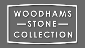 Woodhams Stone Collection logo