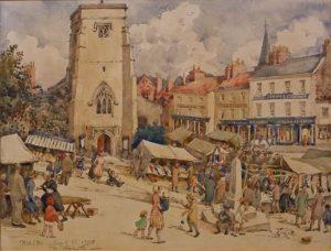 Malton Market Place