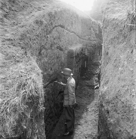 Fort_trench